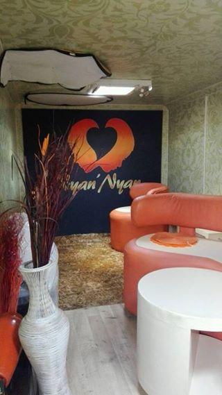 Nyan' Nyan SABC 1 Caravan Branding