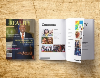 Reality Magazine Design & Layout